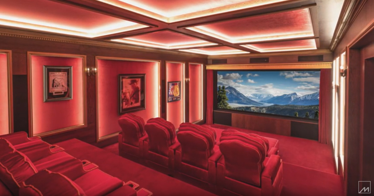 Michael Bay Home Cinema